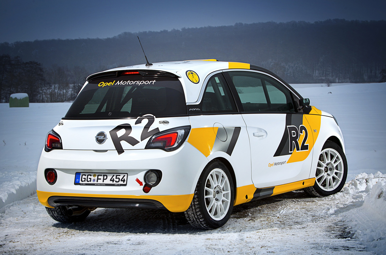 opel adam rally car photo gallery autoblog. Black Bedroom Furniture Sets. Home Design Ideas