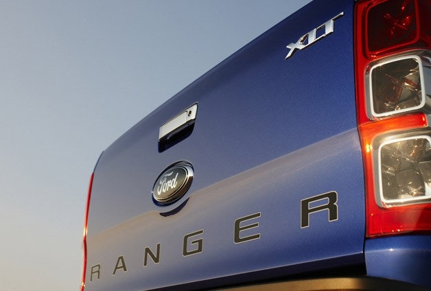 Global Ford Ranger tailgate
