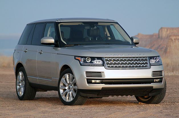 Range Rover dropping V8 bottom engine in preference of supercharged V6