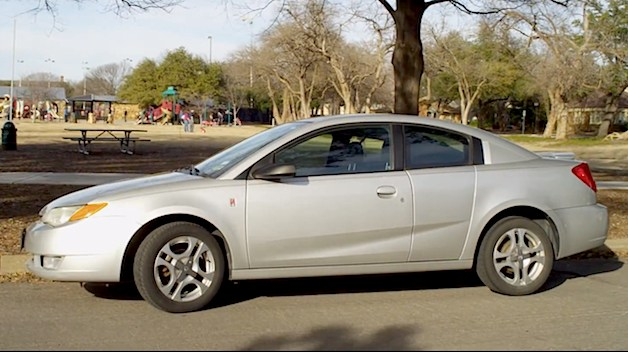 Clever video offered Saturn Ion &quot;sex machine&quot; will locate your eye