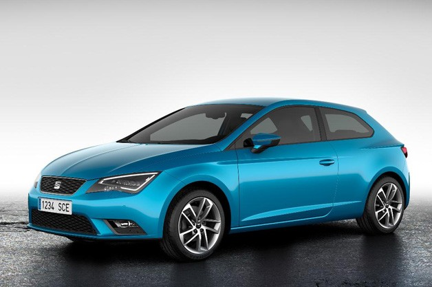 Seat Leon Three-Door