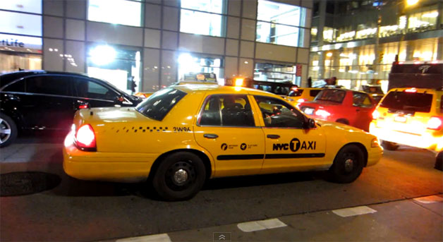 Check Out This Sneaky Nypd Cop Car Disguised As A Yellow Cab