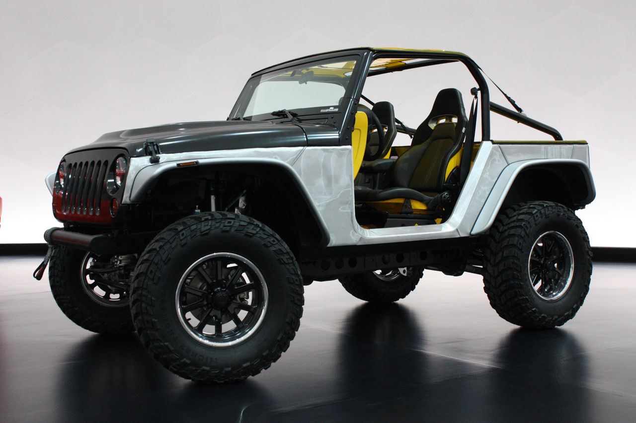 jeep wrangler stitch concept photo gallery autoblog. Black Bedroom Furniture Sets. Home Design Ideas