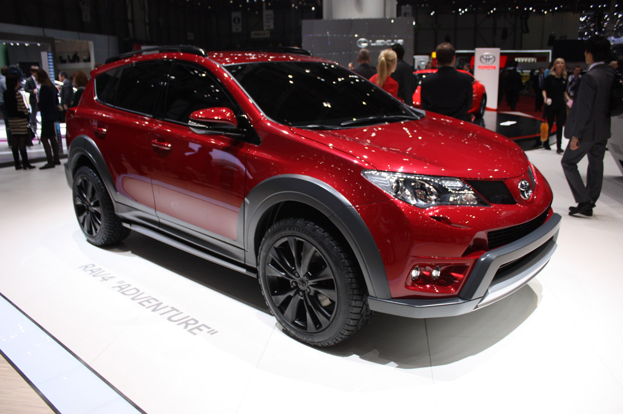 toyota rav4 adventure brings the butch autoblog. Black Bedroom Furniture Sets. Home Design Ideas
