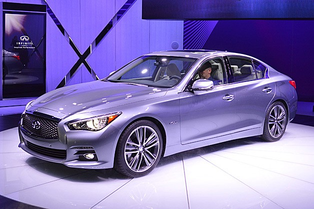 2014 Infiniti Q50 labelled from $36,450*