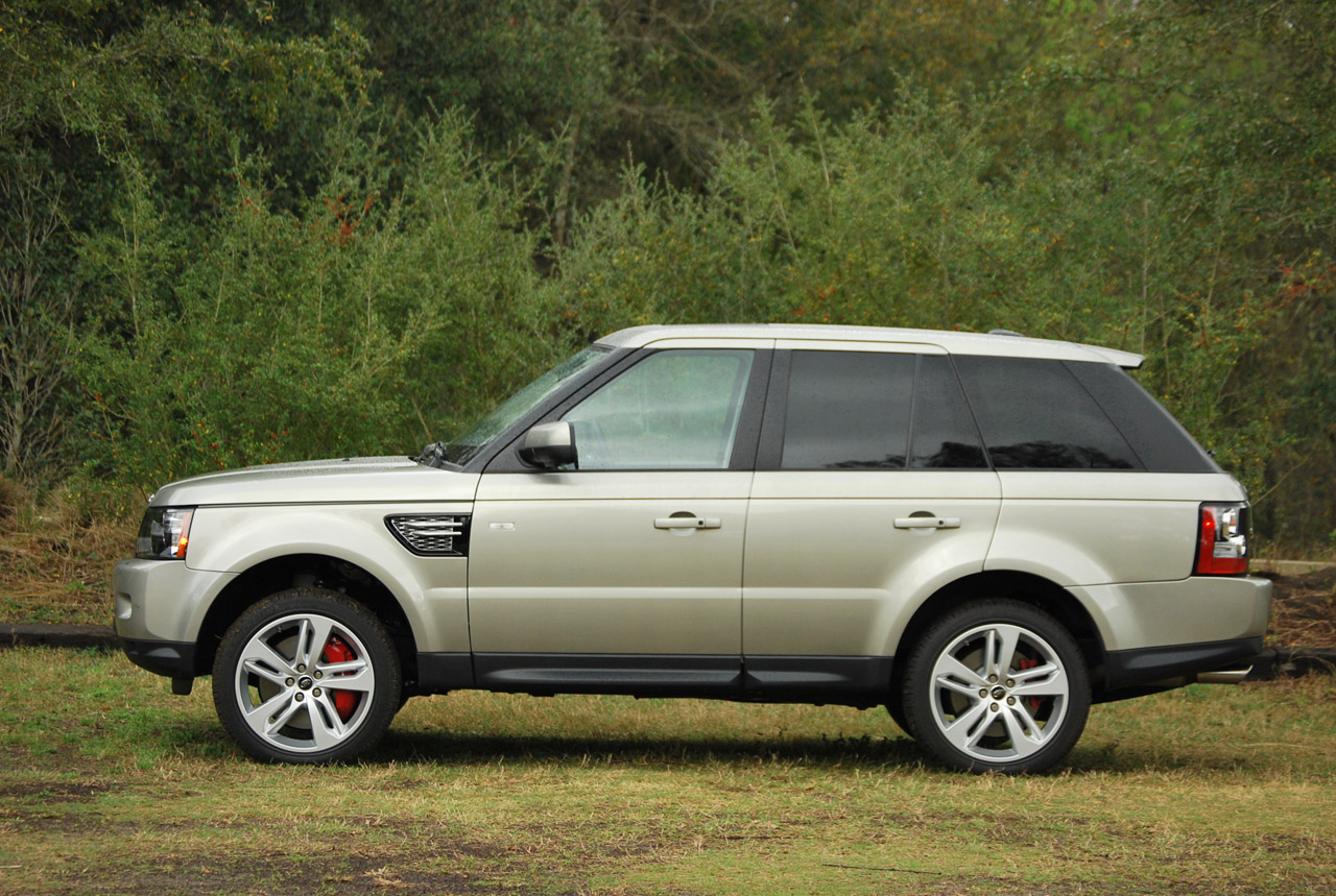 2013 land rover range rover sport quick spin photo autos. Black Bedroom Furniture Sets. Home Design Ideas
