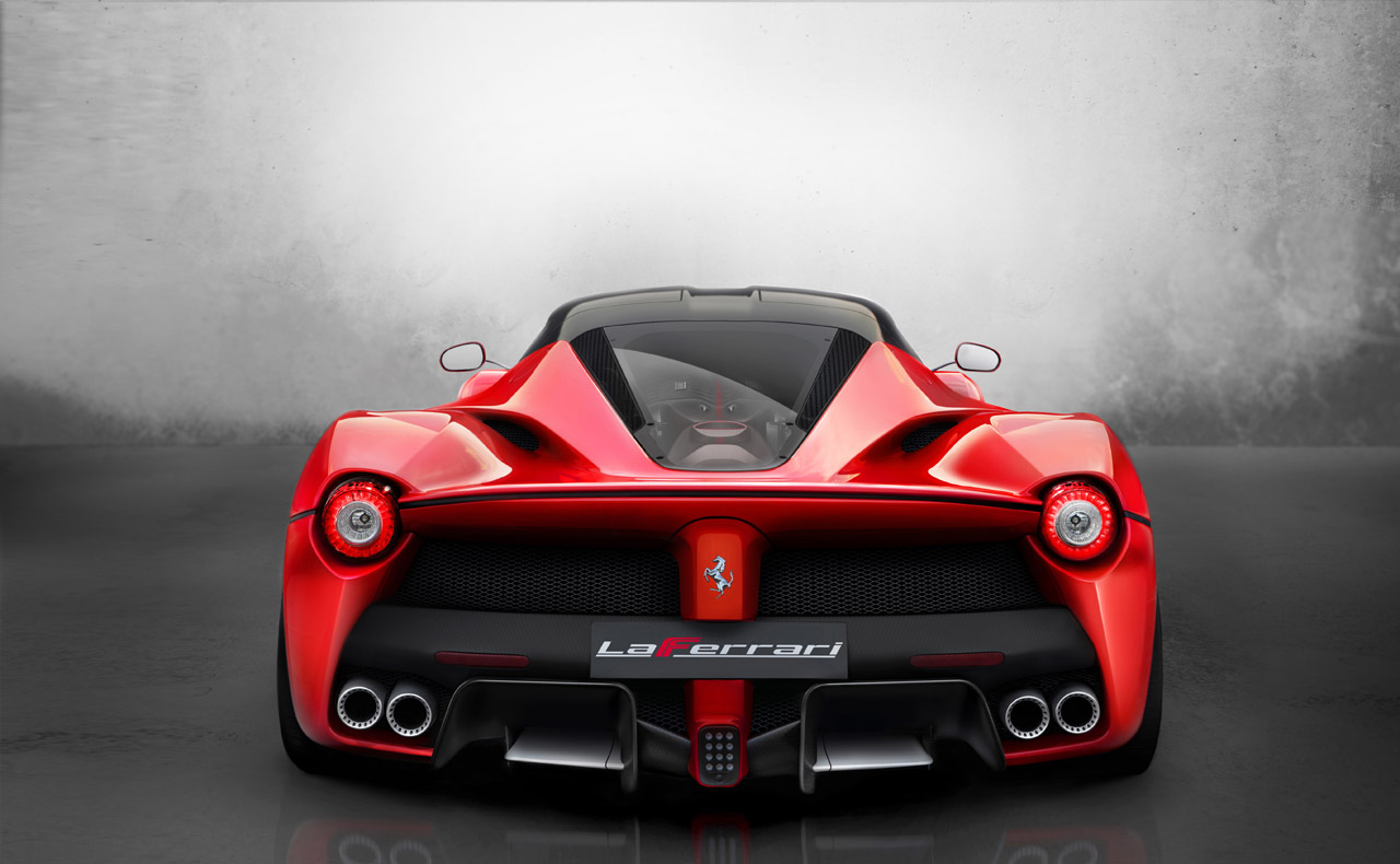 Ferrari Laferrari Photo Gallery Autoblog