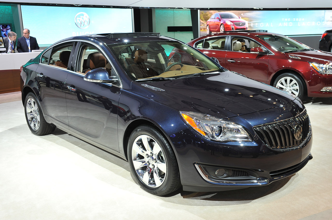 2014 Buick Regal priced from $29,690* - Autoblog