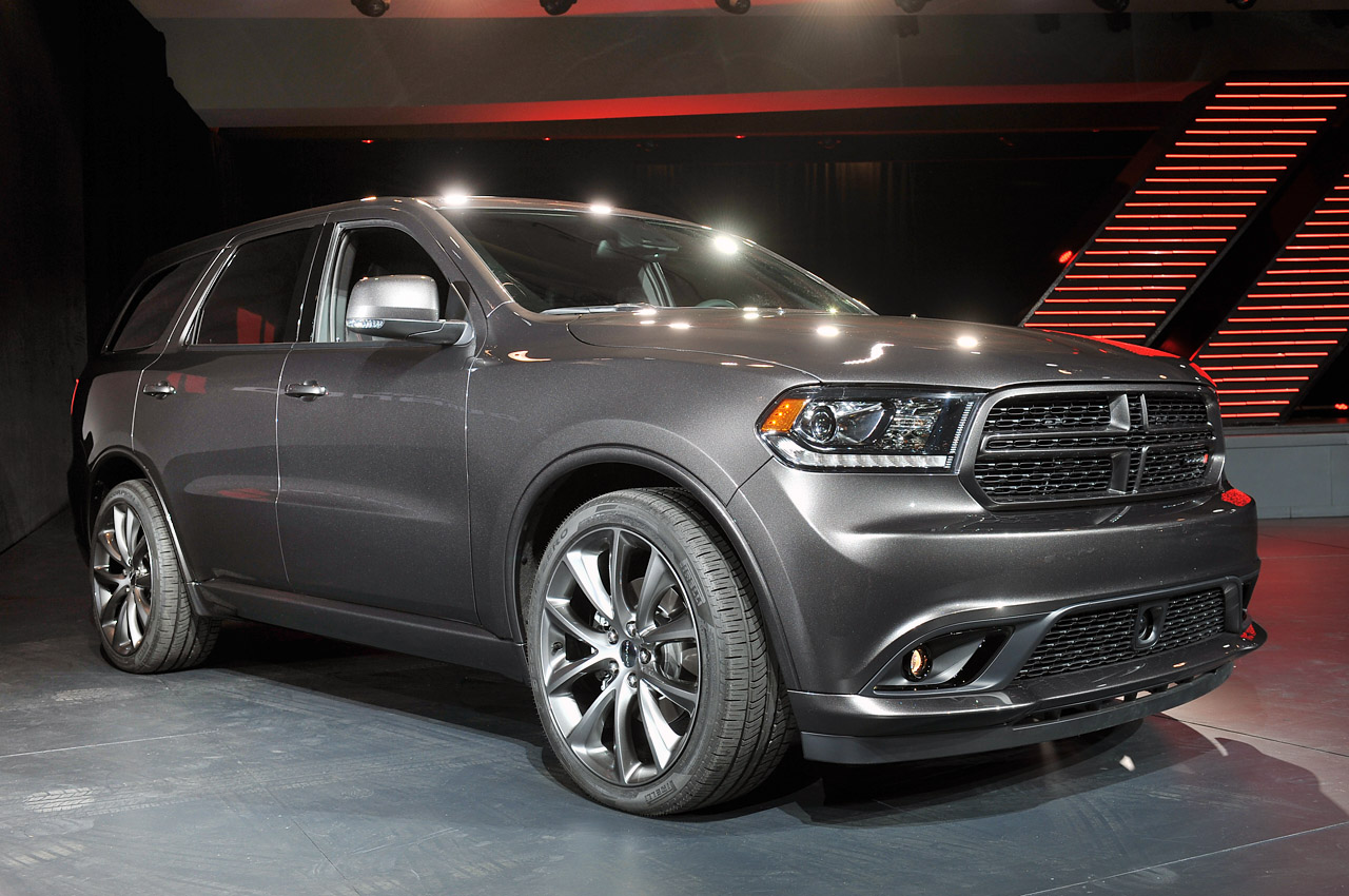 2014 Dodge Durango bows with eight-speed auto, updated ...