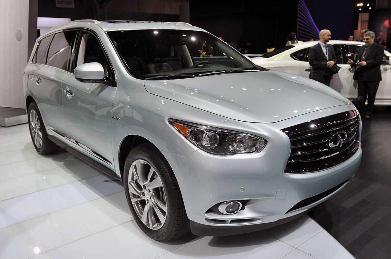 2014 infiniti qx60 hybrid gives us d j vu autoblog. Black Bedroom Furniture Sets. Home Design Ideas