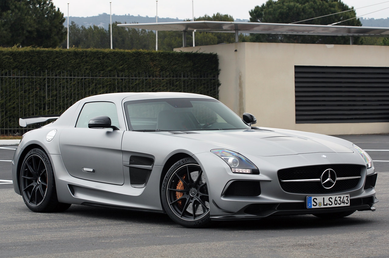 2014 Mercedes-Benz SLS AMG Black Series First Drive [w/video] - Autoblog