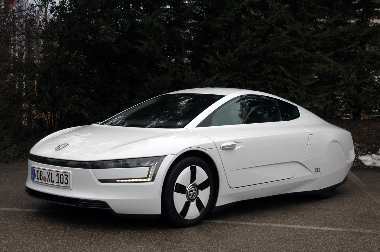 2014 volkswagen xl1 w video autoblog. Black Bedroom Furniture Sets. Home Design Ideas