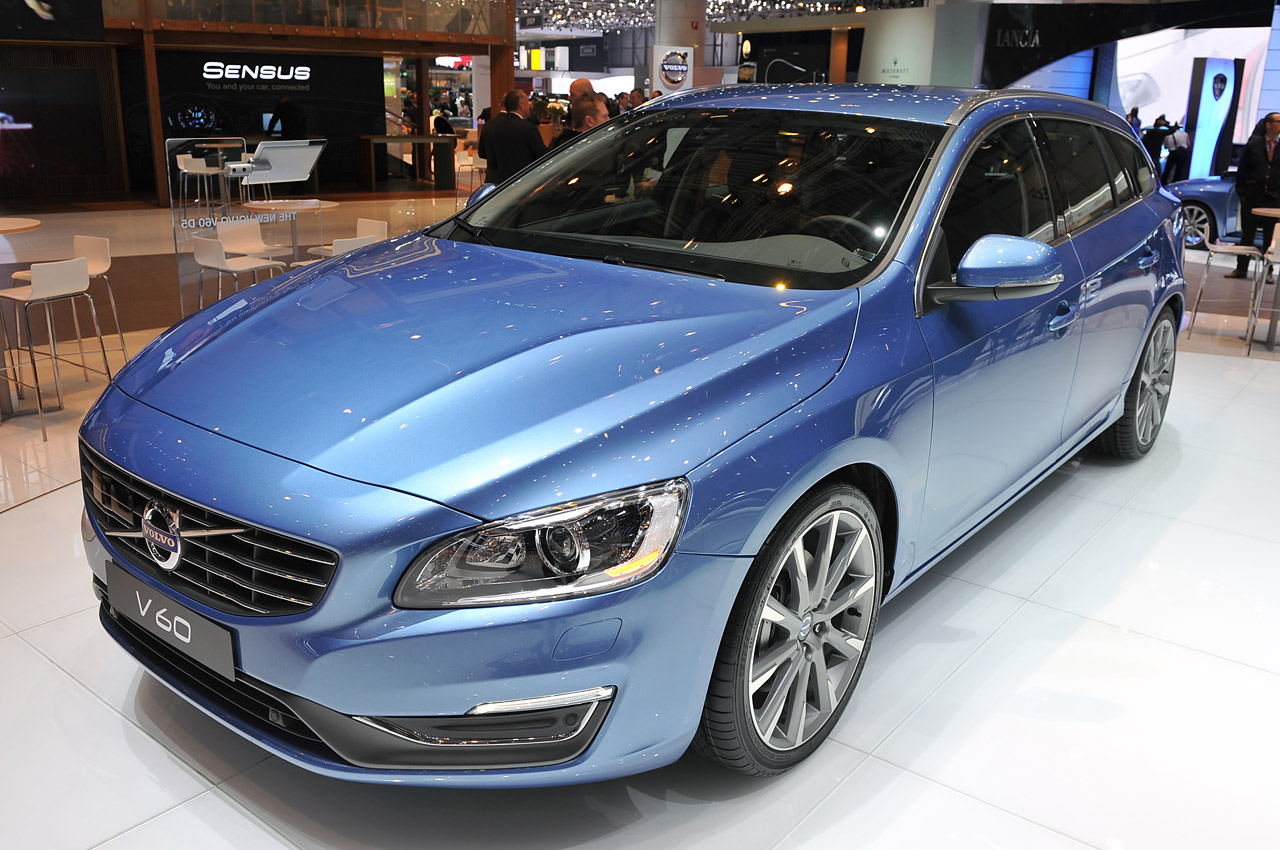 Volvo confirms V60 Sportswagon engine lineup for US - Autoblog