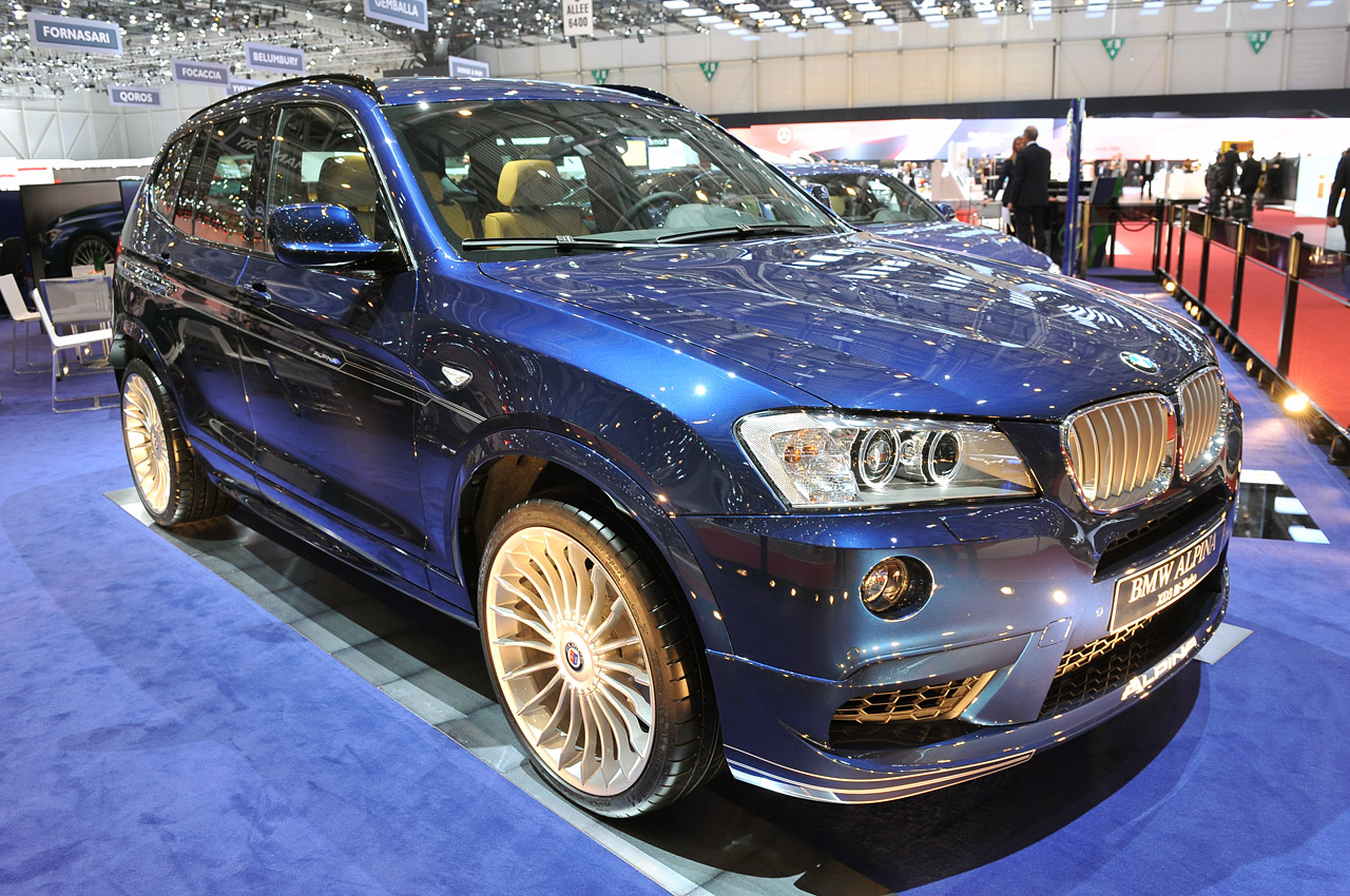 Alpina Tunes Its First Crossover Xd3 Bi Turbo Results Autoblog