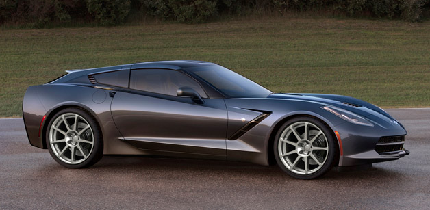 Callaway Corvette AeroWagon - front three-quarter view