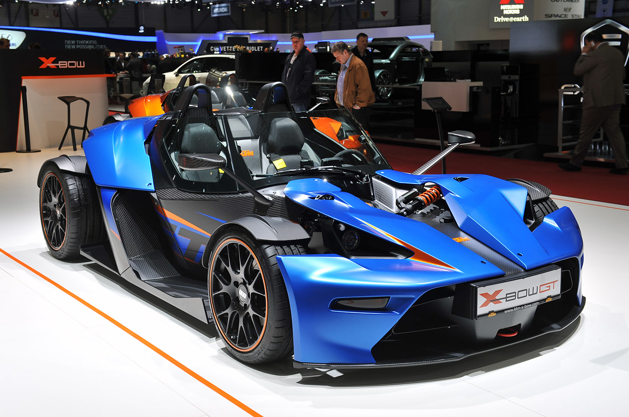 Ktm x bow gt geneva 2013 photo gallery autoblog - X bow ktm ...