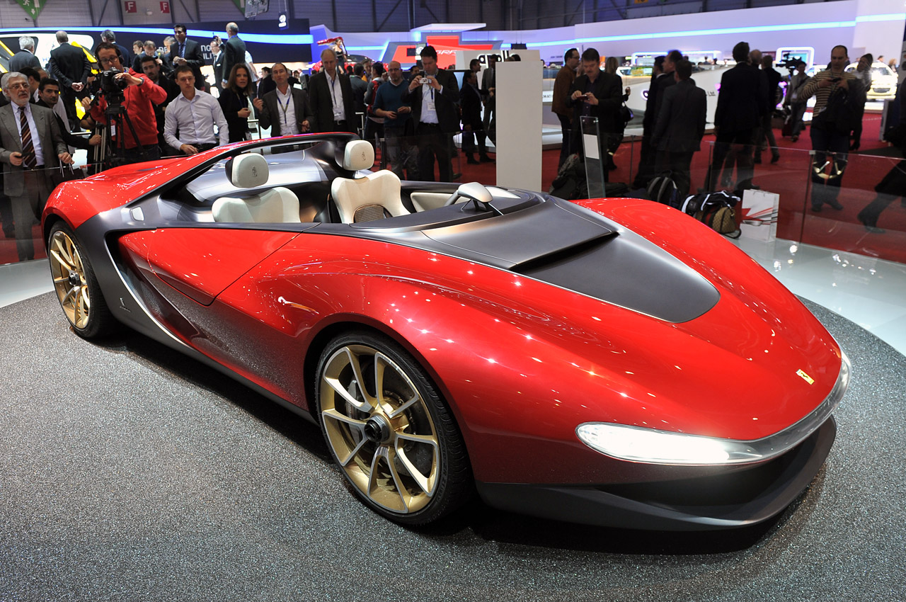 Pininfarina Sergio Concept Ditches Windshield For Crash