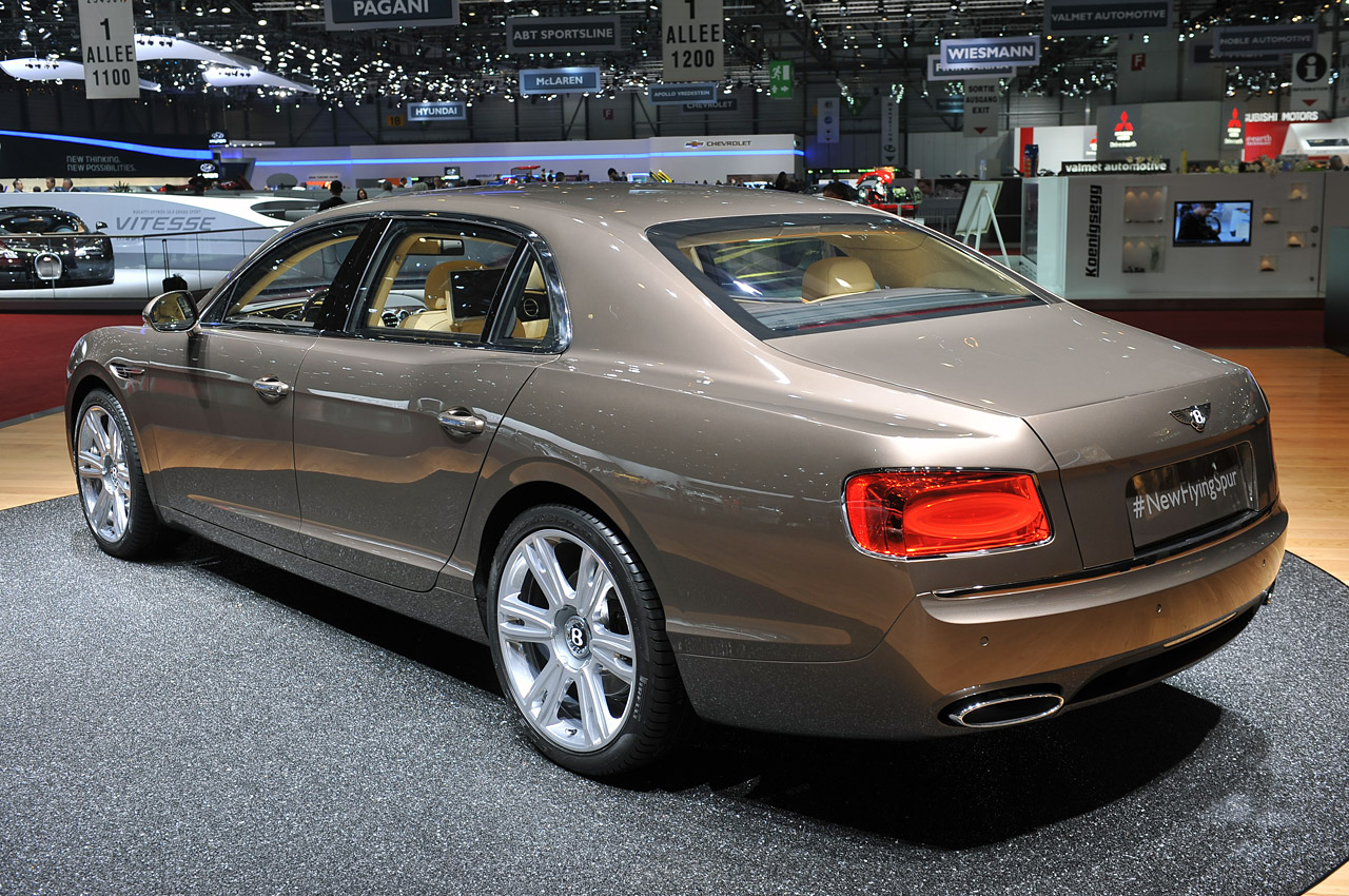 2014 bentley flying spur geneva 2013 photo gallery autoblog. Cars Review. Best American Auto & Cars Review