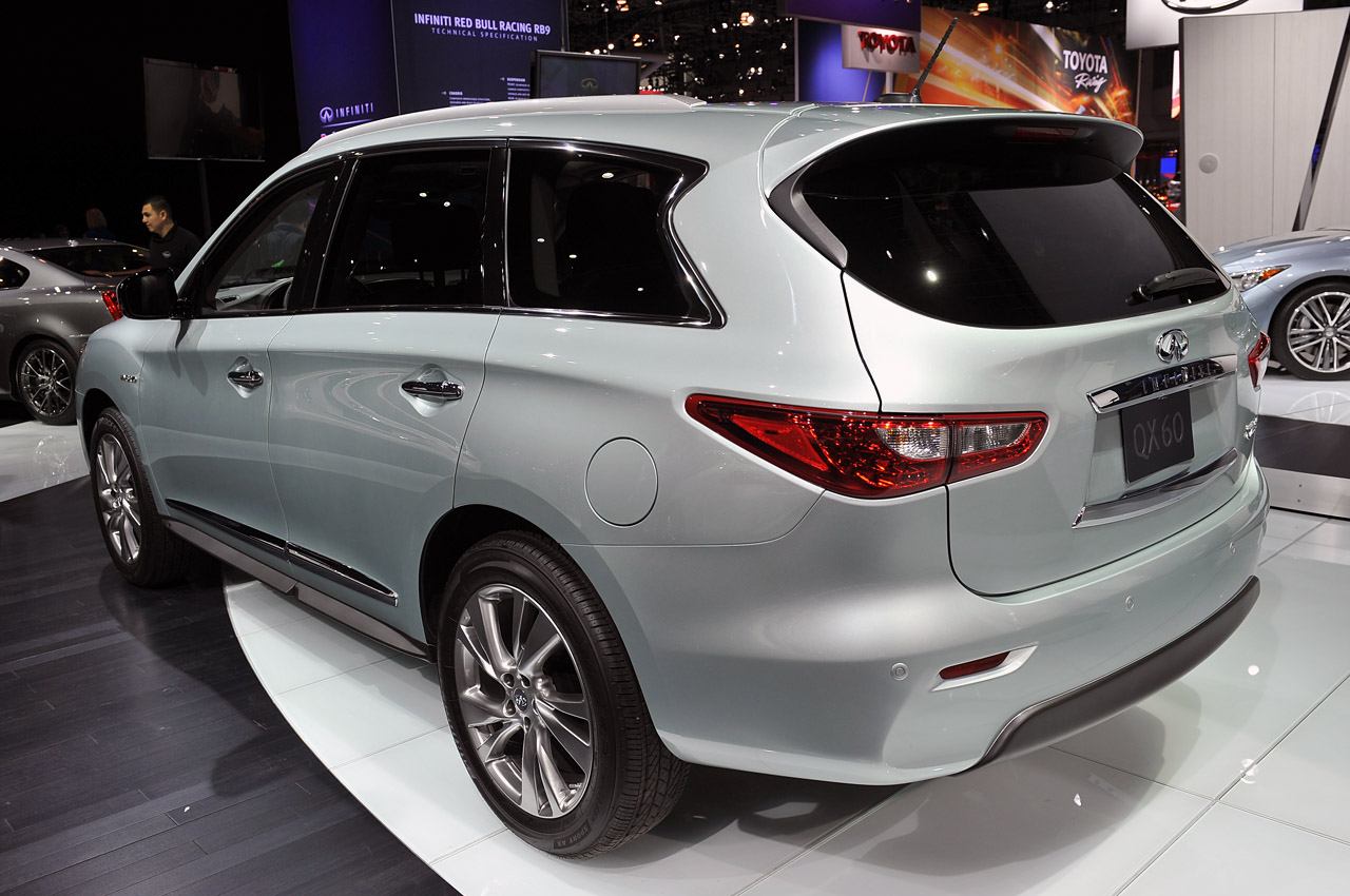 photos in crossover to debut infiniti new york efficient jx caradvice infinity hybrid