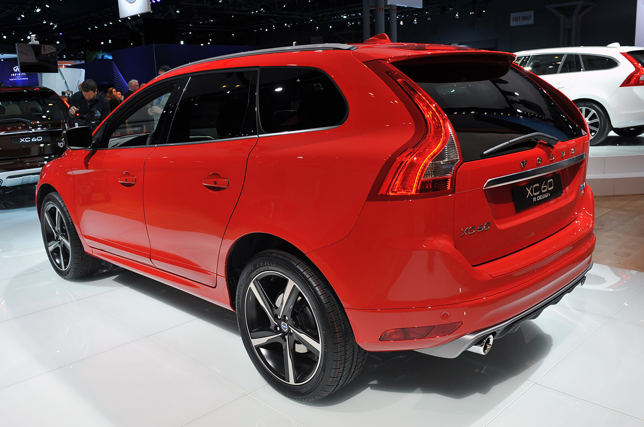 2014 volvo xc60 r design new york 2013 photo gallery autoblog. Black Bedroom Furniture Sets. Home Design Ideas