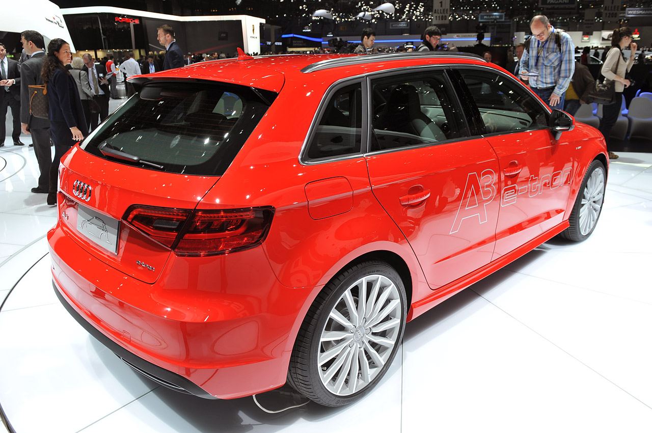 audi a3 e tron is a look at battery operated things to come autoblog. Black Bedroom Furniture Sets. Home Design Ideas