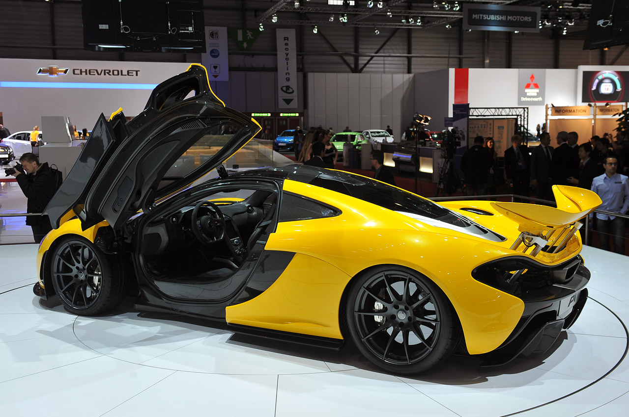 McLaren P1 is sold out...