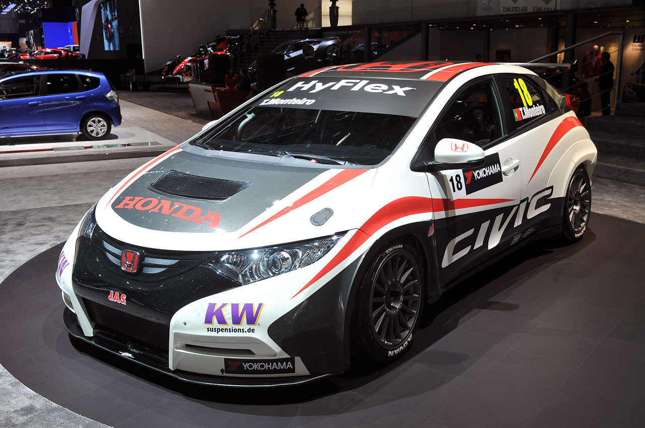salon de gen ve 2013 honda civic wtcc 2013 dark cars wallpapers. Black Bedroom Furniture Sets. Home Design Ideas
