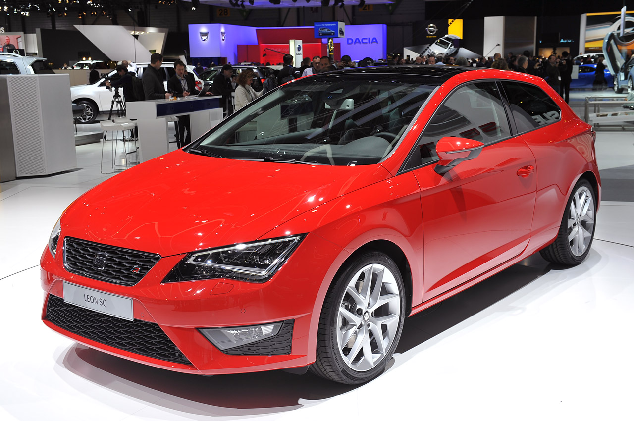 2013 seat leon sc geneva 2013 photo gallery autoblog. Black Bedroom Furniture Sets. Home Design Ideas