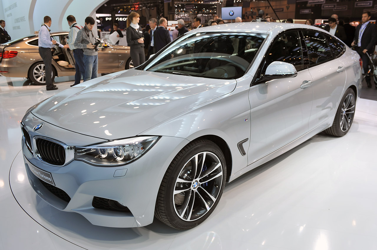 2014 bmw 3 series gran turismo geneva 2013 photo gallery autoblog. Black Bedroom Furniture Sets. Home Design Ideas