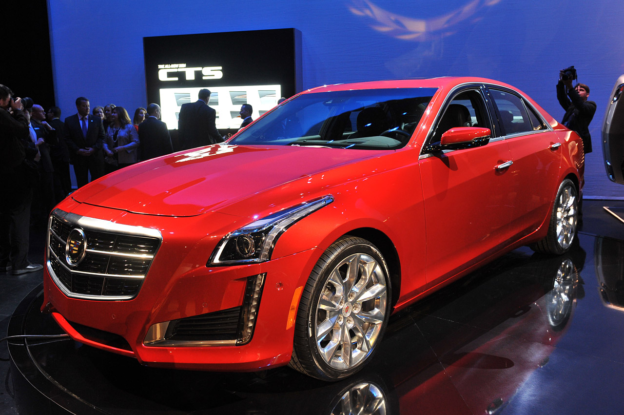 2014 cadillac cts new york 2013 photo gallery autoblog. Black Bedroom Furniture Sets. Home Design Ideas