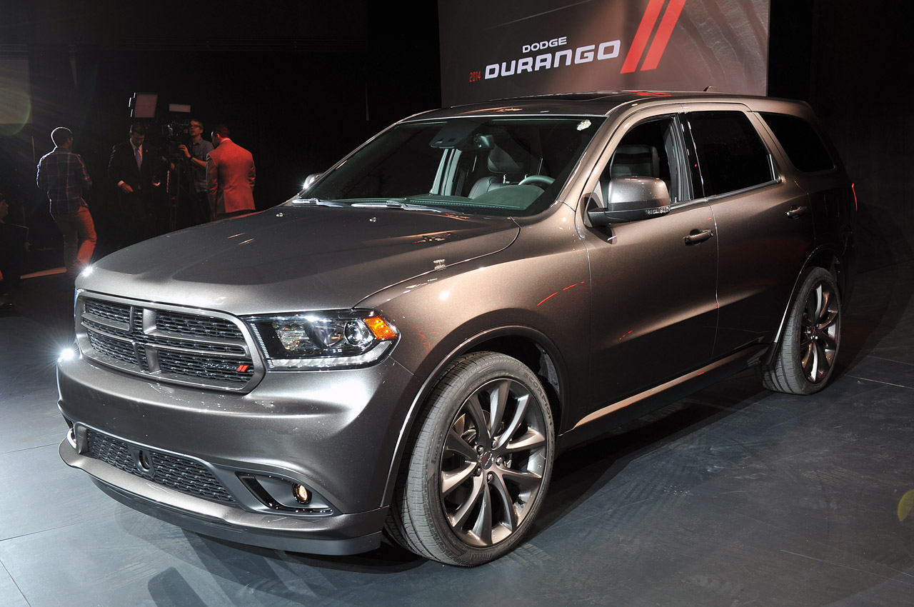 2014 dodge durango priced from 29 795 autoblog. Black Bedroom Furniture Sets. Home Design Ideas