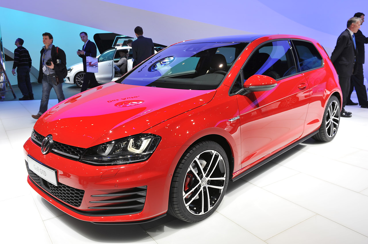 vw may not bring diesel golf gtd to us after all autoblog. Black Bedroom Furniture Sets. Home Design Ideas