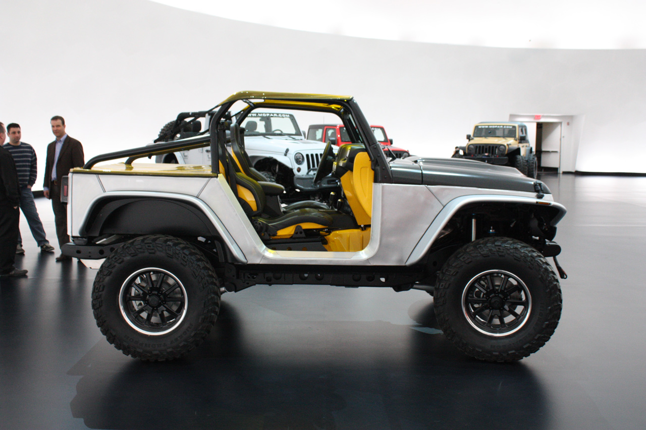 Radical 2016 Jeep Wrangler Suggested By Job Listings