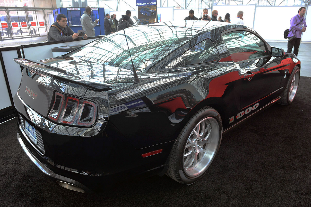 2013 shelby 1000 cranks up the horsepower dial to 1 200 autoblog. Black Bedroom Furniture Sets. Home Design Ideas