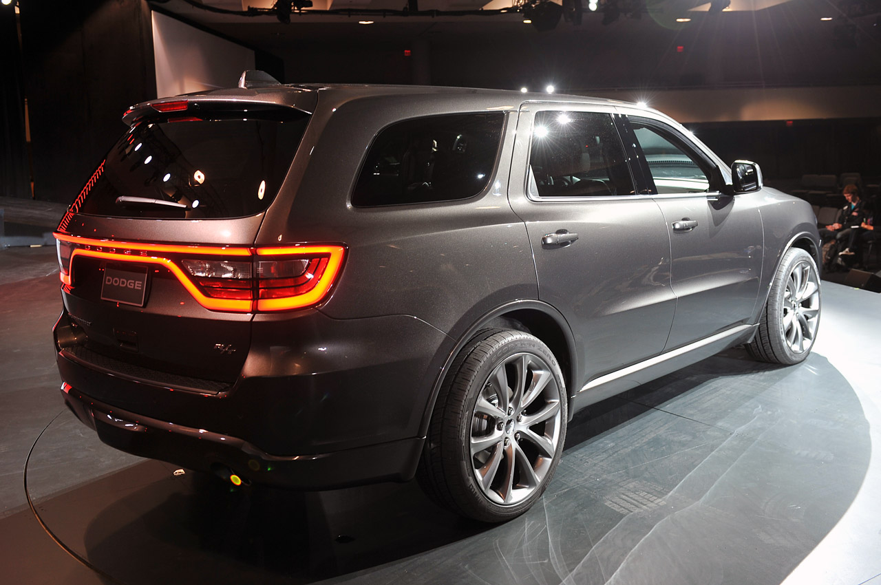 2014 Dodge Durango: New York 2013 Photo Gallery - Autoblog