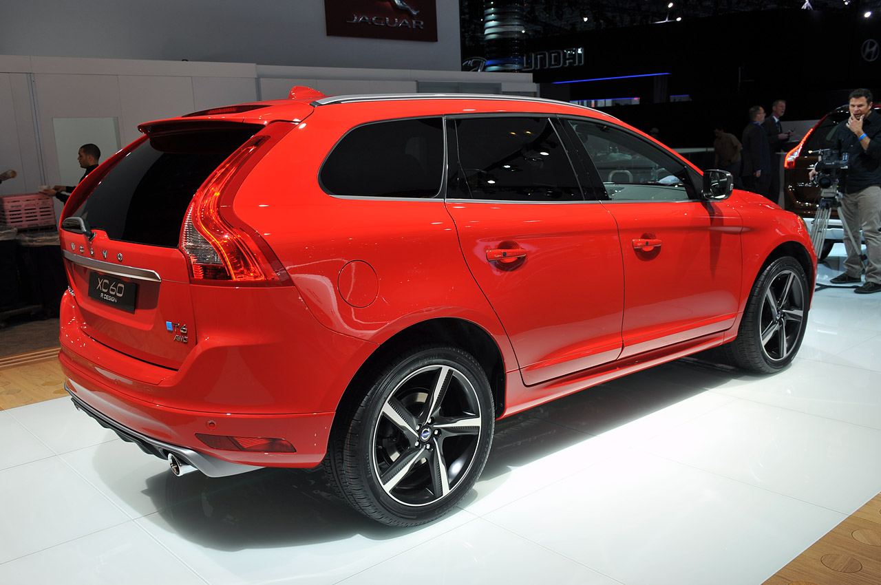 2014 volvo xc60 r design new york 2013 photo gallery. Black Bedroom Furniture Sets. Home Design Ideas