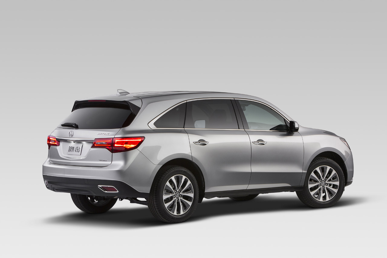 2014 acura mdx photo gallery autoblog. Black Bedroom Furniture Sets. Home Design Ideas