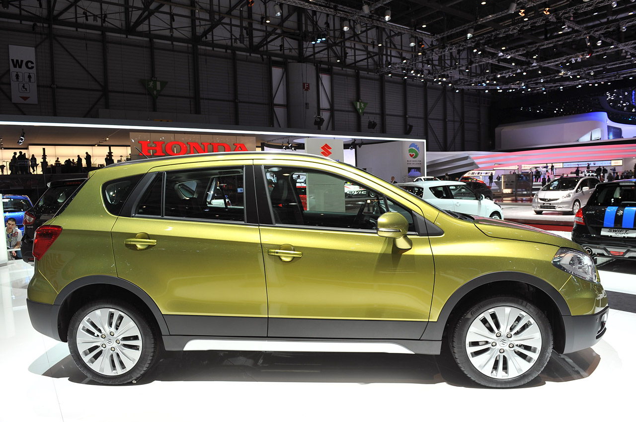 2013 suzuki sx4 gets new generation to carry on without us. Black Bedroom Furniture Sets. Home Design Ideas