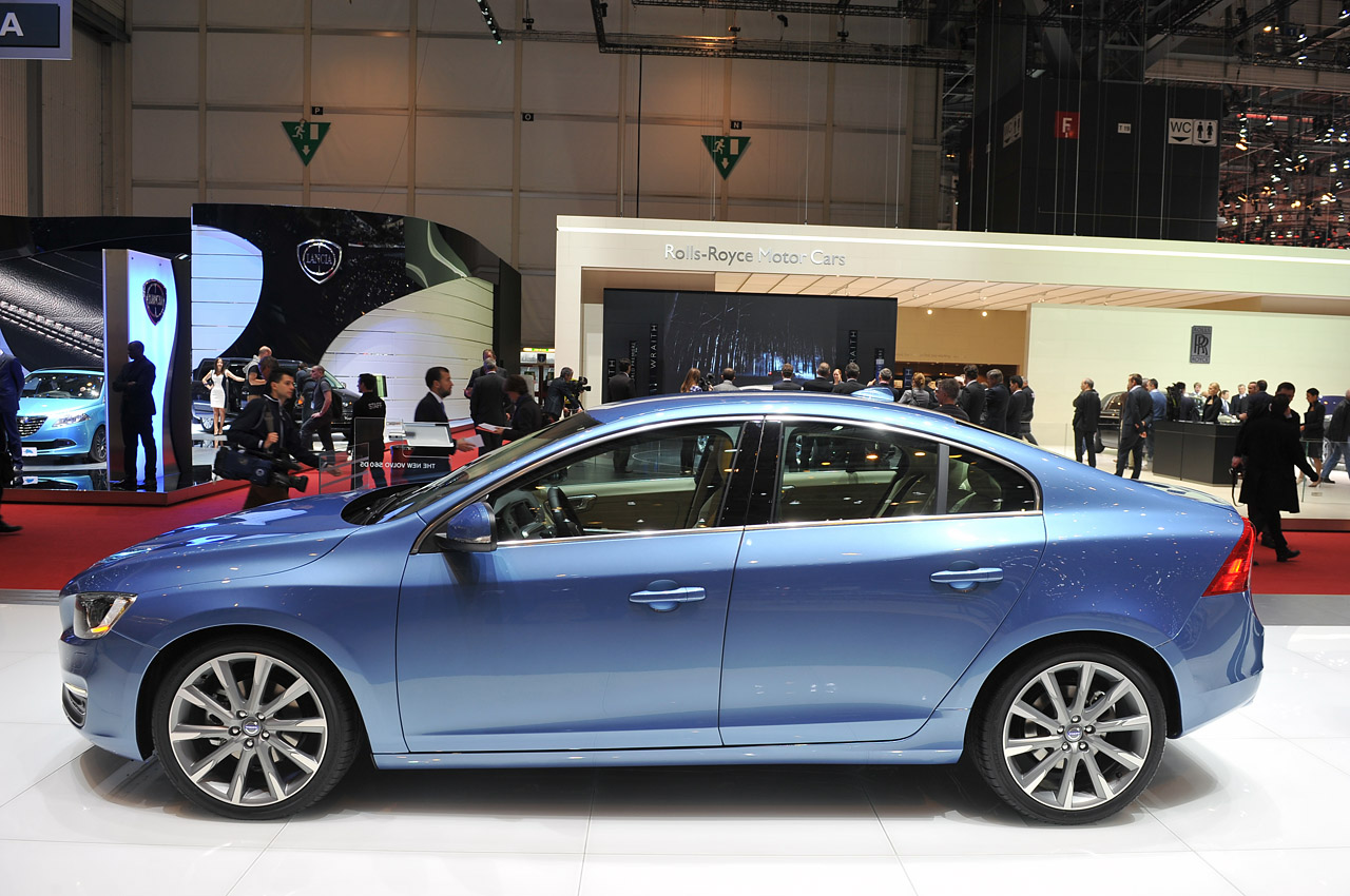 Volvo brings a whole new 2014 showroom for Geneva's approval - Autoblog