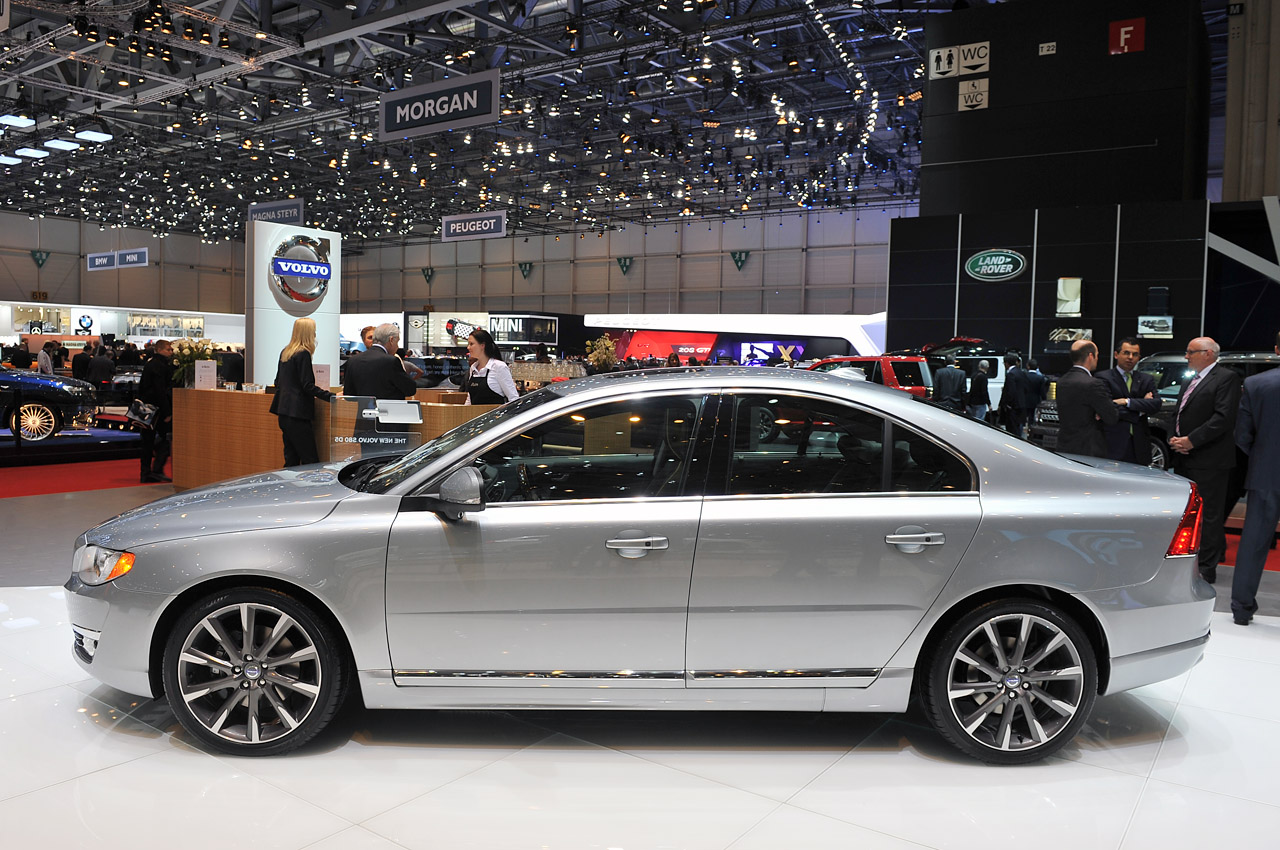 2014 Volvo S80: Geneva 2013 Photo Gallery - Autoblog
