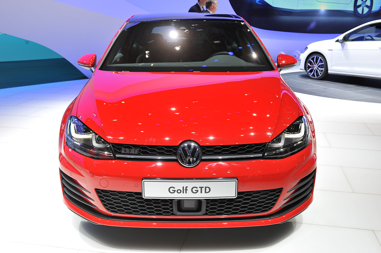 2014 volkswagen golf gtd geneva 2013 photo gallery autoblog. Black Bedroom Furniture Sets. Home Design Ideas