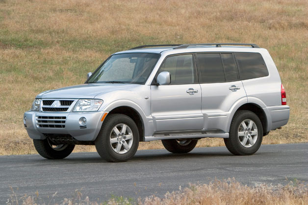 Mitsubishi Pajero successor still years away, but plug-in hybrid tech
