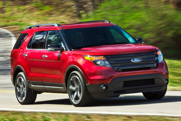 Ford recalling name Taurus, Explorer as well as Lincoln MKS models over fuel tanks