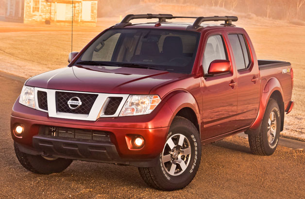 2013 Nissan Frontier gets estimable cost drop, improved fuel economy