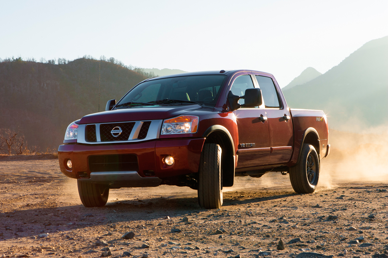 Nissan frontier news and reviews autoblog vanachro Image collections