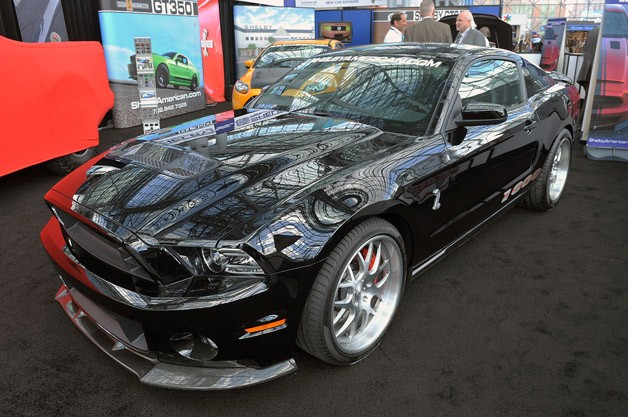 2013 Shelby 1000 cranks up a horsepower dial to 1,200
