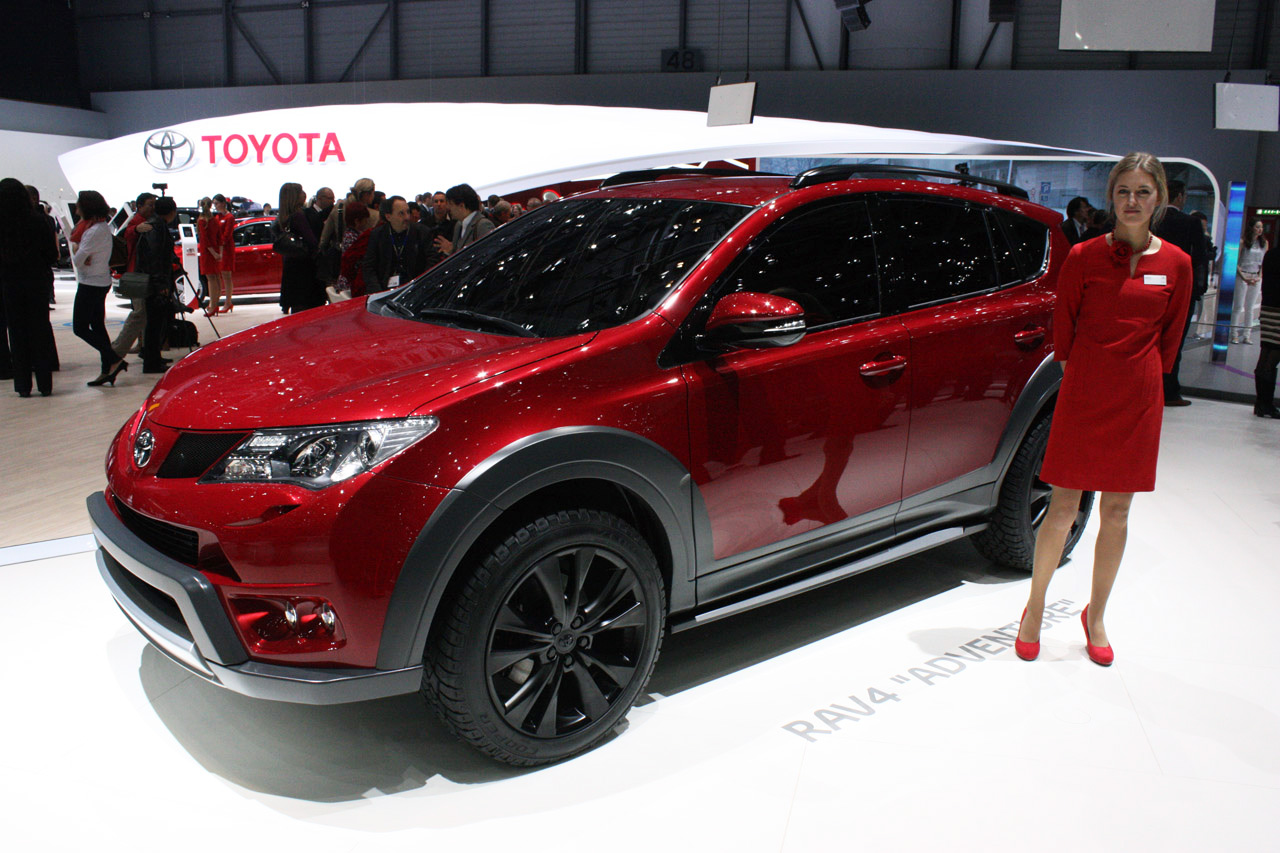 "Toyota RAV4 ""Adventure"" Concept Photo Gallery - Autoblog"