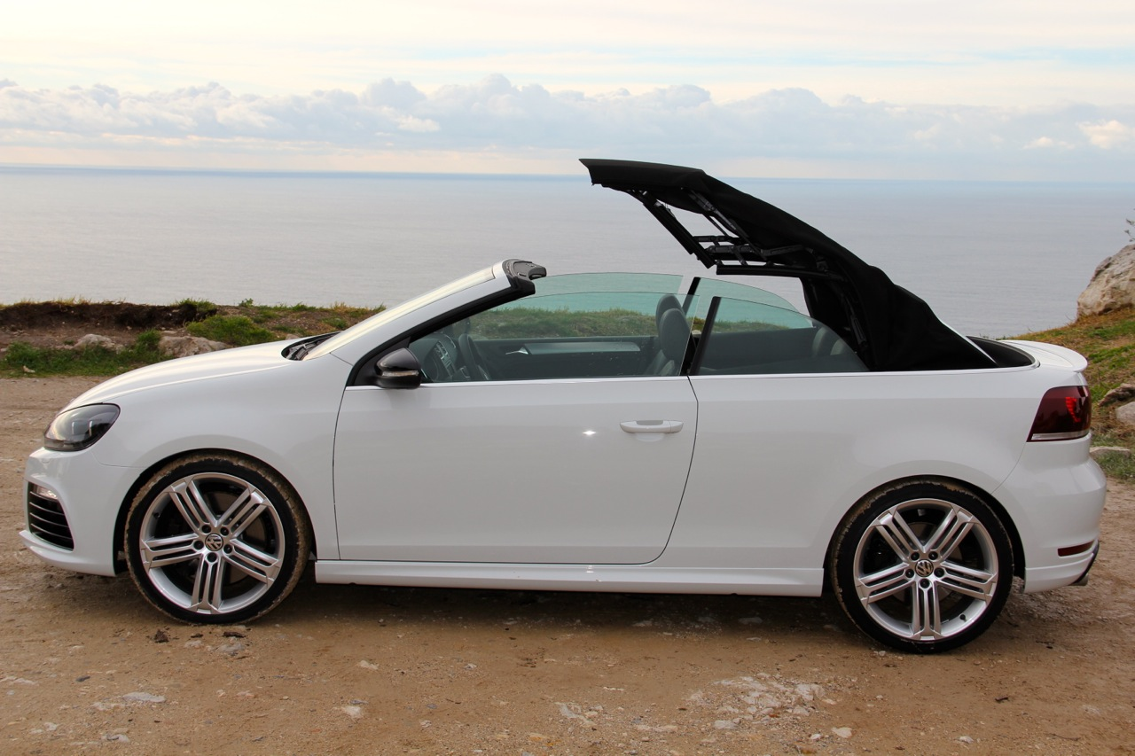 2013 volkswagen golf r cabrio photo gallery autoblog. Black Bedroom Furniture Sets. Home Design Ideas