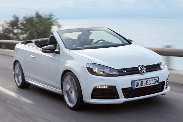 2013 volkswagen golf r cabriolet. Black Bedroom Furniture Sets. Home Design Ideas