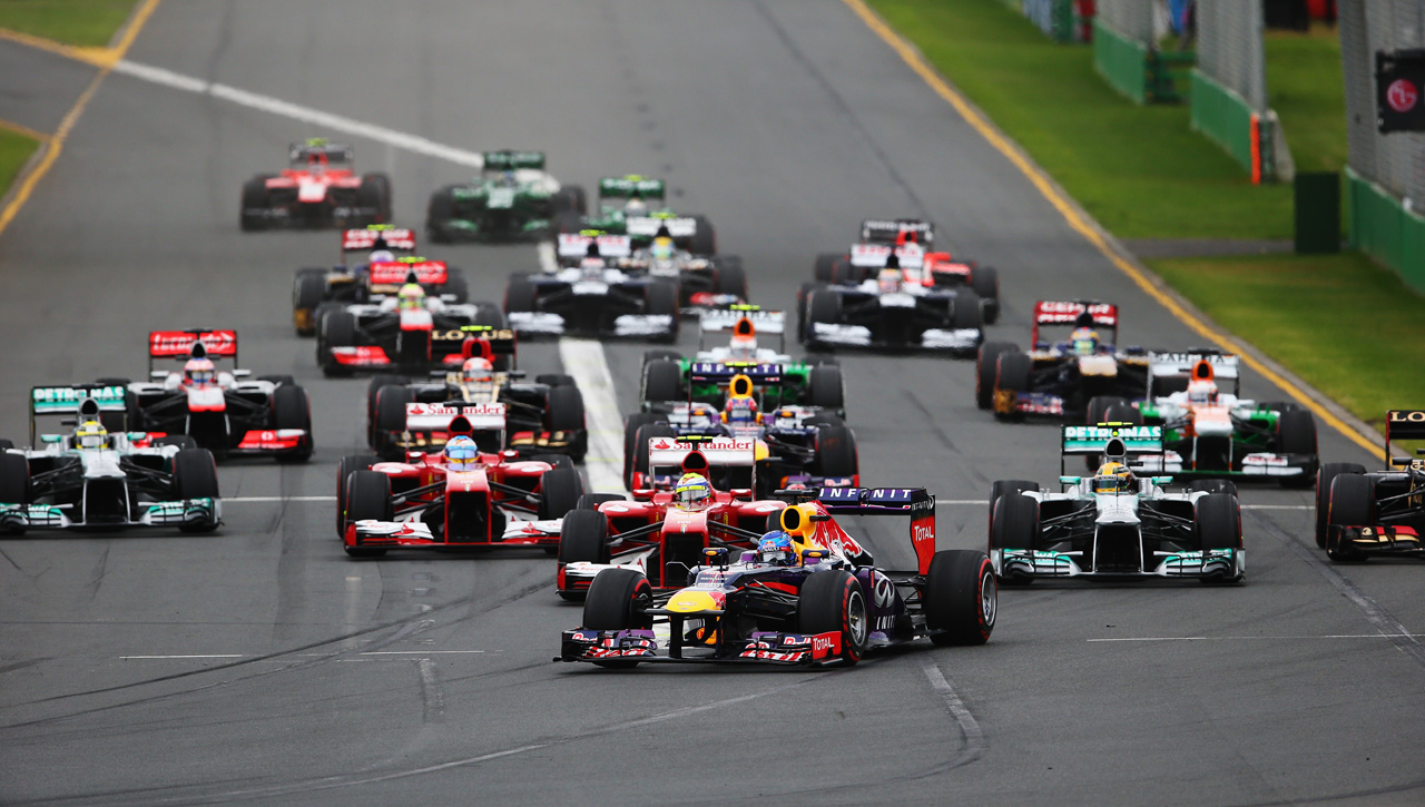 2013 australian formula one grand prix photo gallery autoblog